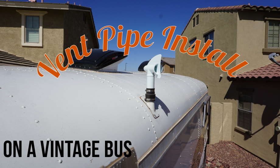Plumbing the Vent Pipe