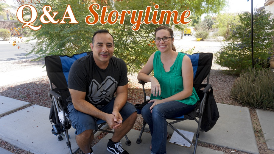 Q&A Storytime